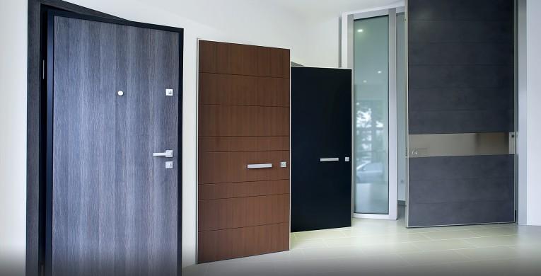 Showroom vrata dizajn protuprovalna vrata