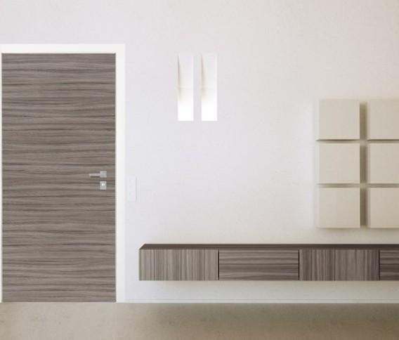Skrivena protuprovalna vrata vrata dizajn primjer 13