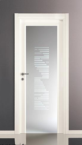 Sobna laminatna vrata vrata dizajn primjer 7