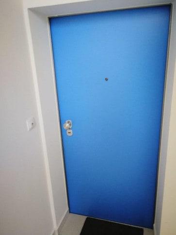 Protuprovalna vrata akcija vrata dizajn primjer 22