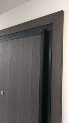 Protuprovalna vrata akcija vrata dizajn primjer 23