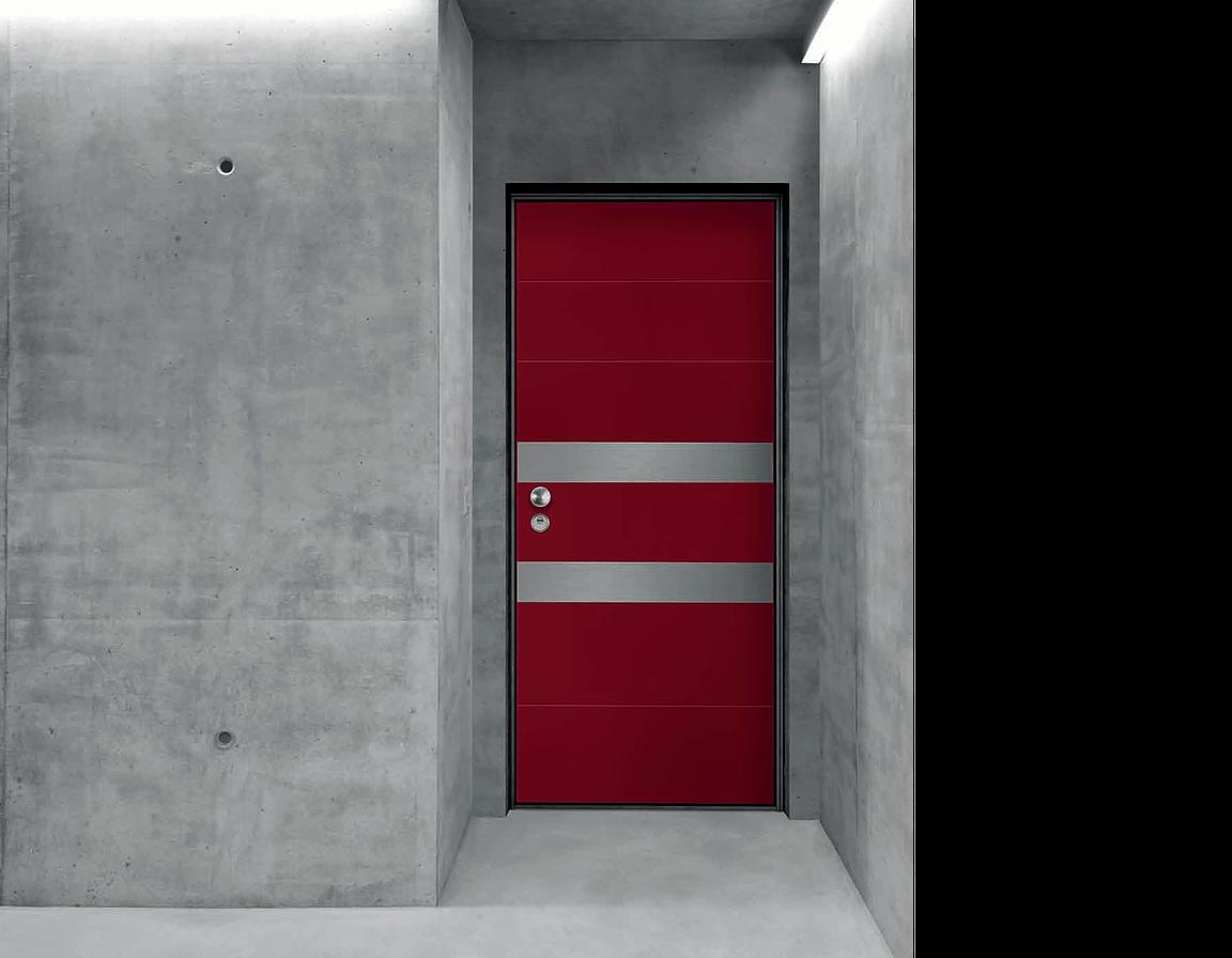 standardna protuprovalna vrata 2 vrata dizajn
