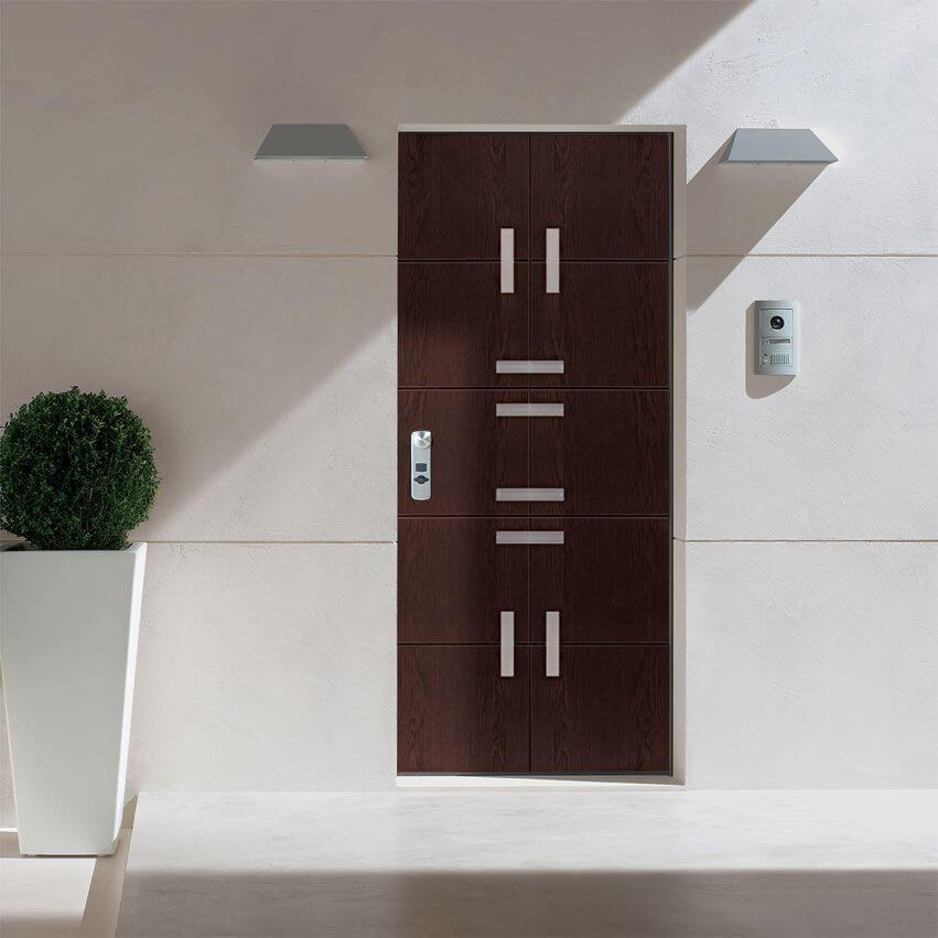 standardna protuprovalna vrata 9 vrata dizajn