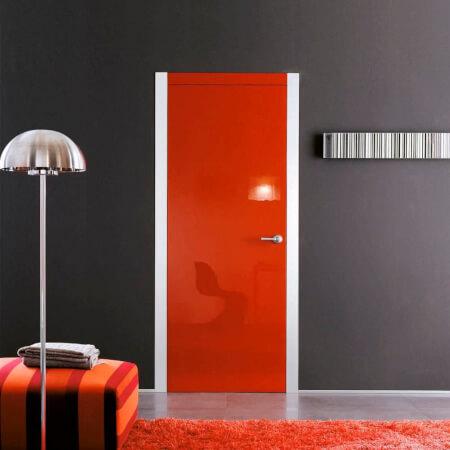 iki crvena vrata dizajn rasprodaja